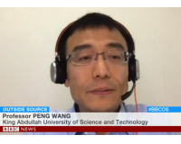 Professor Peng Wang appeared on BBC News and BBC Radio to discuss our newest technology!