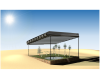Deployable Solar-Driven Atmospheric Water Generator​​ Accepted by EST!
